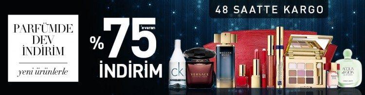 Parfümde Yılbaşına Özel Dev İndirim!