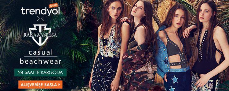 Raisa&Vanessa for Trendyol Karşınızda!
