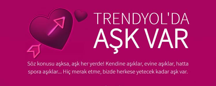 Trendyol'da Aşk Var: Sevgililer Günü Hediyeleri Hazır