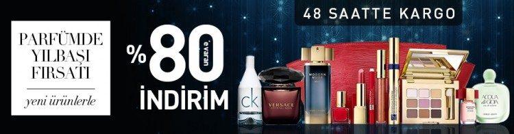 Parfümde Yılbaşı Fırsatları