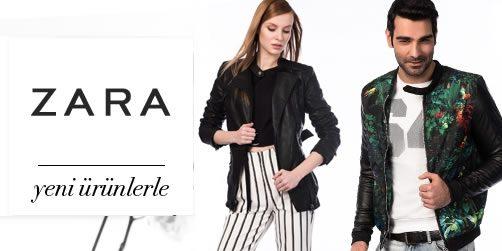 Yeni Ürünlerle %80'e Varan Zara İndirim Kampanyası