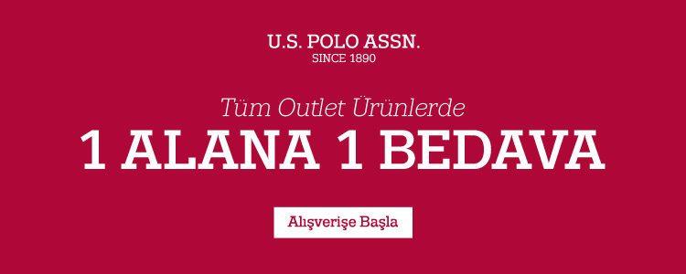 U.S. Polo Assn. İndirimi: 1 Alana 1 Bedava!